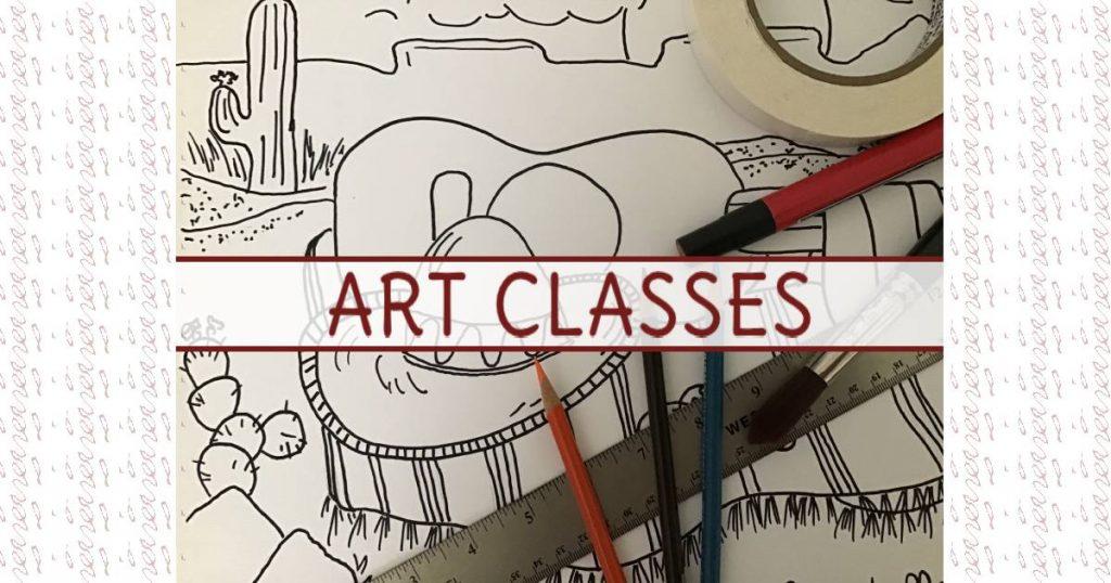 Art Classes - Anna Pollard - Large - MyFunScience.com