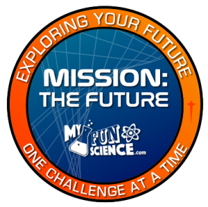 MyFunScience - STEM Club - Logo