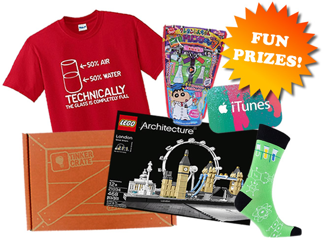 MyFunScience STEM Club Prizes