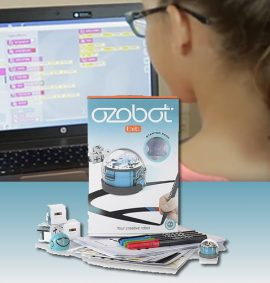 Robotics with Ozobot Boot Camp - MyFunScience.com