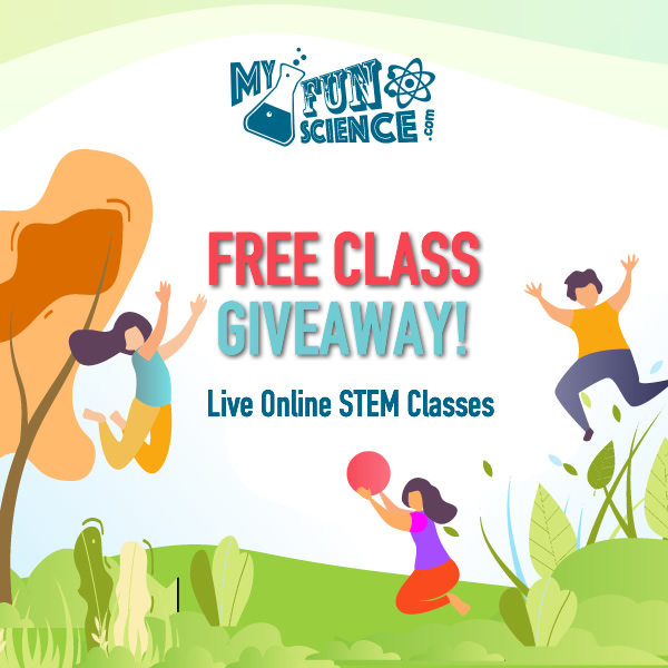 Free Class Giveaway - MyFunScience.com